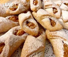 Margarinsiz Kek Gibi Yumuşacık Elmalı Kurabiye #applerecipes