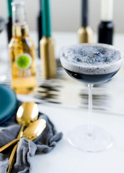 16 Scary-Good Cocktails (AKA Halloween Candy for Adults) | Social ...