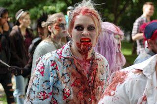 Portfolio Multimedeia: Zombie Walk 2016 Hellsinki
