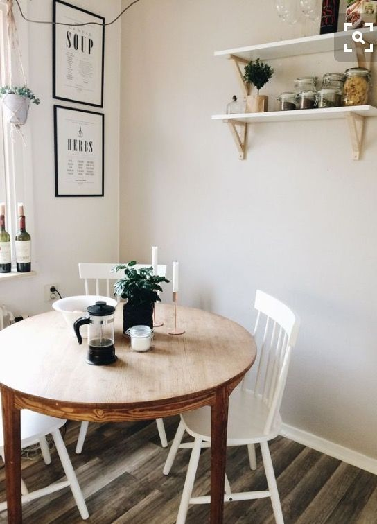 P I N T E R E S T Sarahesilvester Dining Room Small Dining Corner Small Kitchen Tables