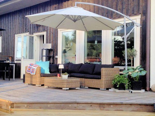 6 tips hur ni får en ny altan billigt - DIY veranda - Inredningsvis ...