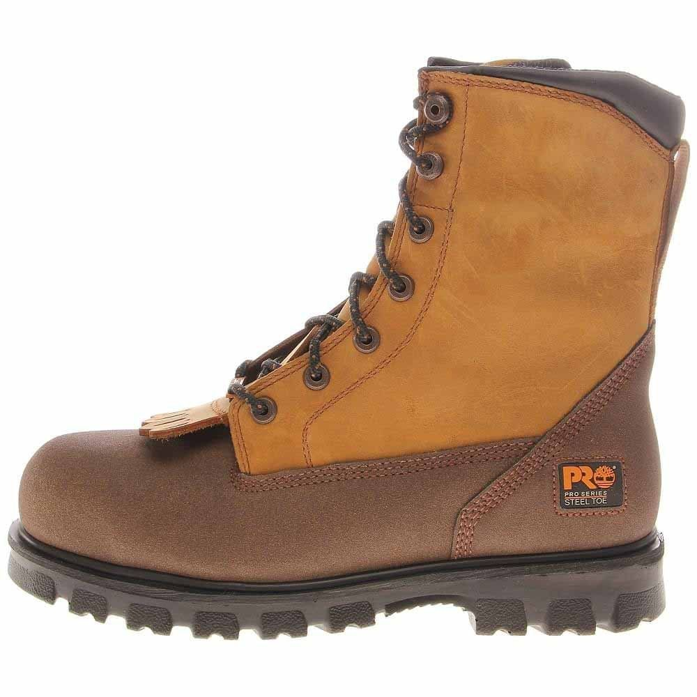 e825b910c7dd Timberland PRO 88530 Mens Rigmaster Lace Rigger 8in ST Boot Fox Brown 8 M  US     To view further for this item