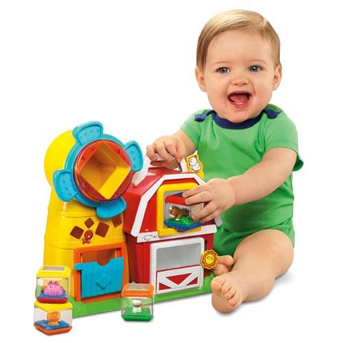 The Gifted Child: Great toys for 6-Month olds. | Gifted kids