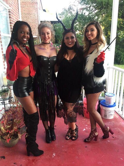 Disney Villain Halloween Costumes Diy.Disney Villains Halloween Costumes Captain Hook Ursula Maleficent