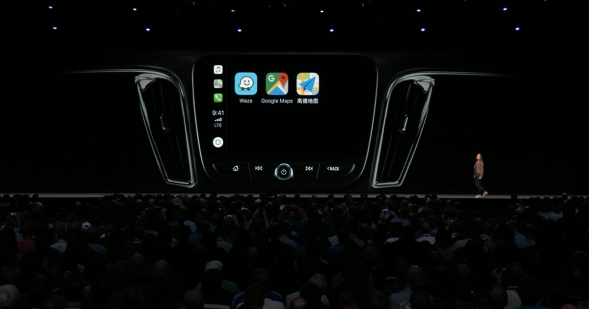 Apple finally allows thirdparty traffic apps in CarPlay