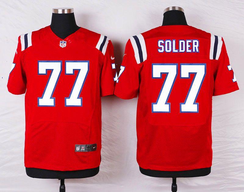 Black Friday Deals Men's Nike NFL New England Patriots #77 Nate ...