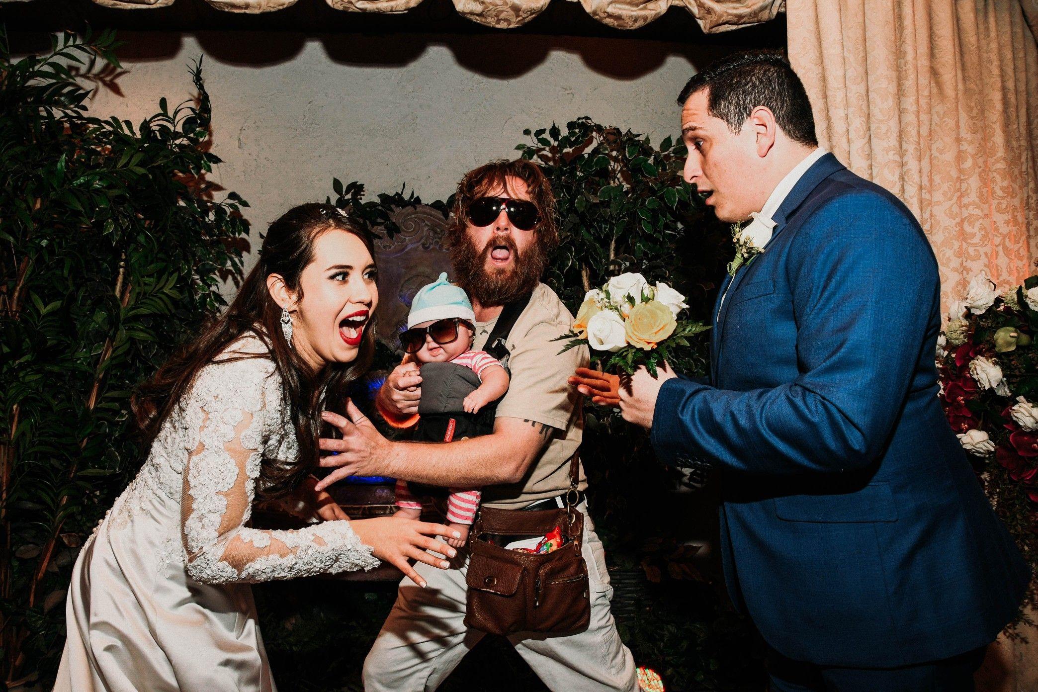 Omg this Hangover wedding! Las vegas wedding chapel