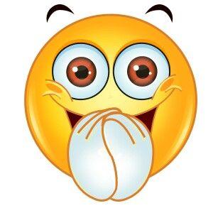 I'm so excited! | Excited emoji, Smiley emoji, Animated emoticons