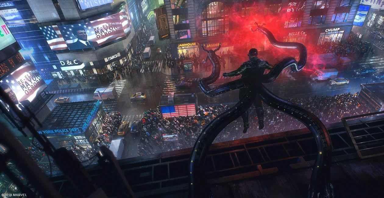 Image result for spider man ps4 devil's breath