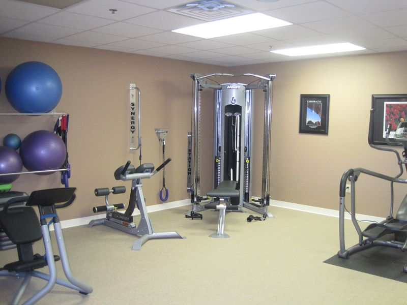 office exercise room chiropractor Google Search