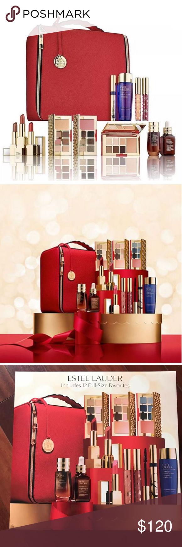 Estee Lauder 2018 Holiday Blockbuster Warm Estee Lauder 2018 Holiday Blockbuster Makeup Gift Set Warm Collectio Pure Color Envy Makeup Gift Sets Estee Lauder