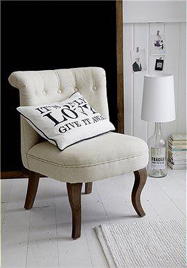Car Möbel Sessel sessel ecru klein fein und sehr gemütlich ein coktailsessel zum