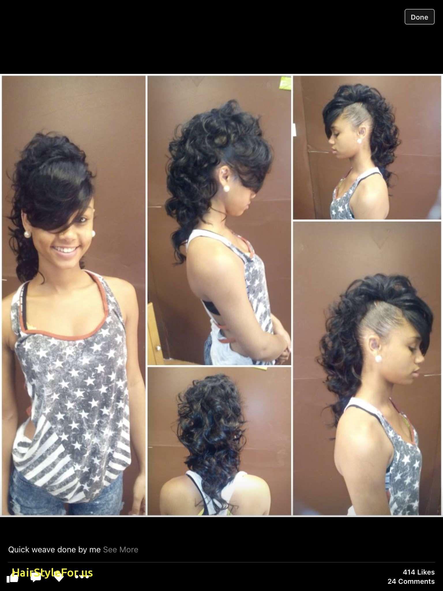 Top mohawk braided ponytail aaron gardner top mohawk braided