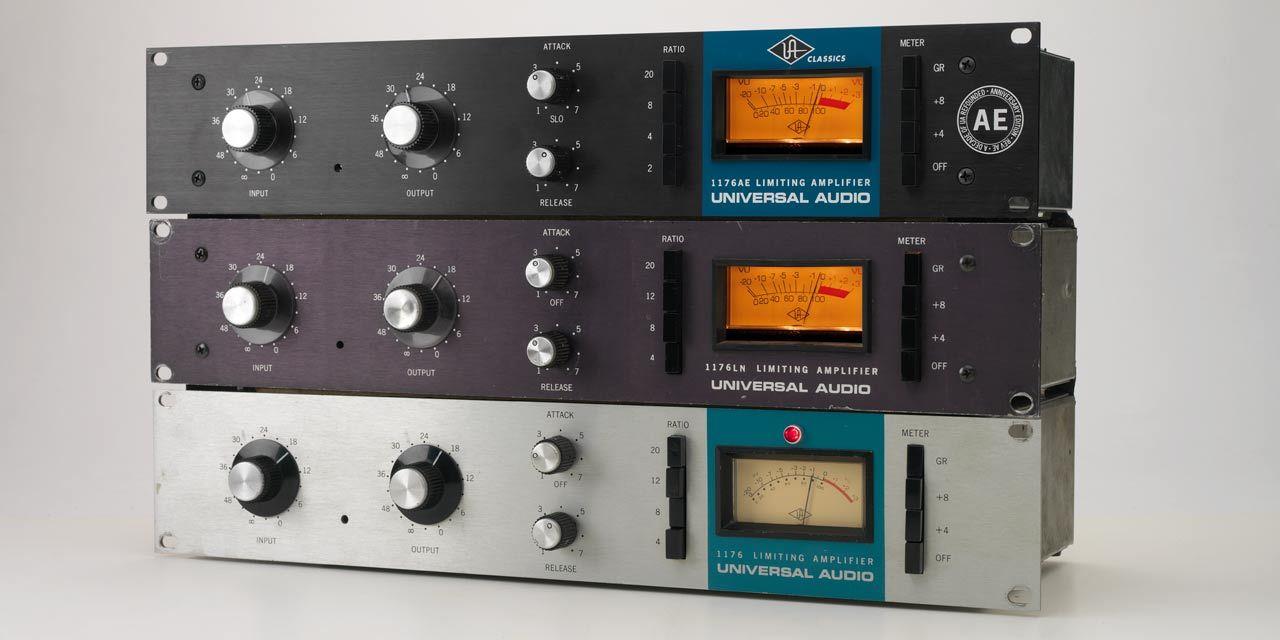The Definitive 1176 Compressor Plugin Roundup Home Recording