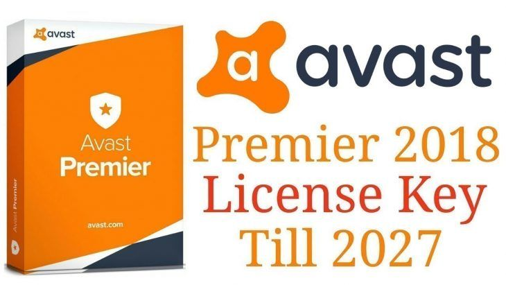 Avast Premier License Key Activation Code | Coding ...