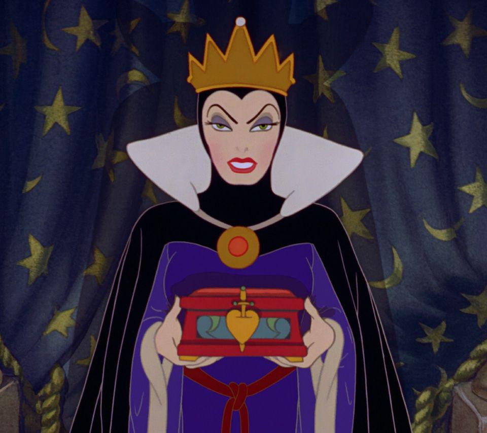 Evil Queen Freeze Tell the girls that Cinderella's evil ...Disney Evil Queen Song
