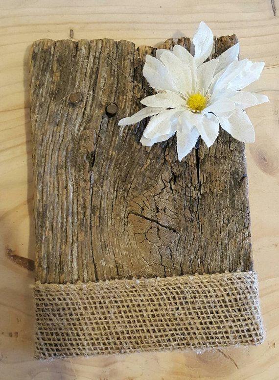 Marco de madera rústico granero por RusticFurnitureShop en Etsy ...