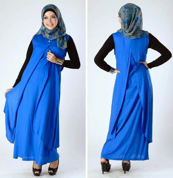 Ini Dia Model Baju Pesta Muslim Terbaru Untuk Ibu Hamil