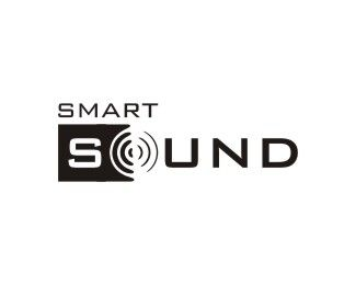 Logo Design Smart Sound Verbicon Music Logo Design