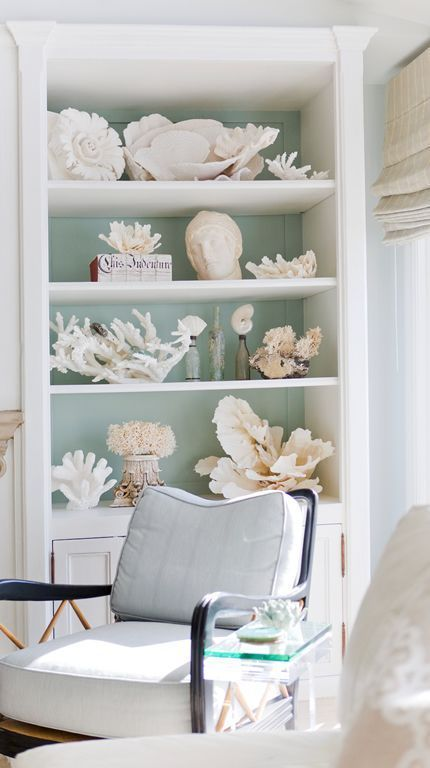 ways to add beach house flair your home coastal living rooms and cottages also rh pinterest
