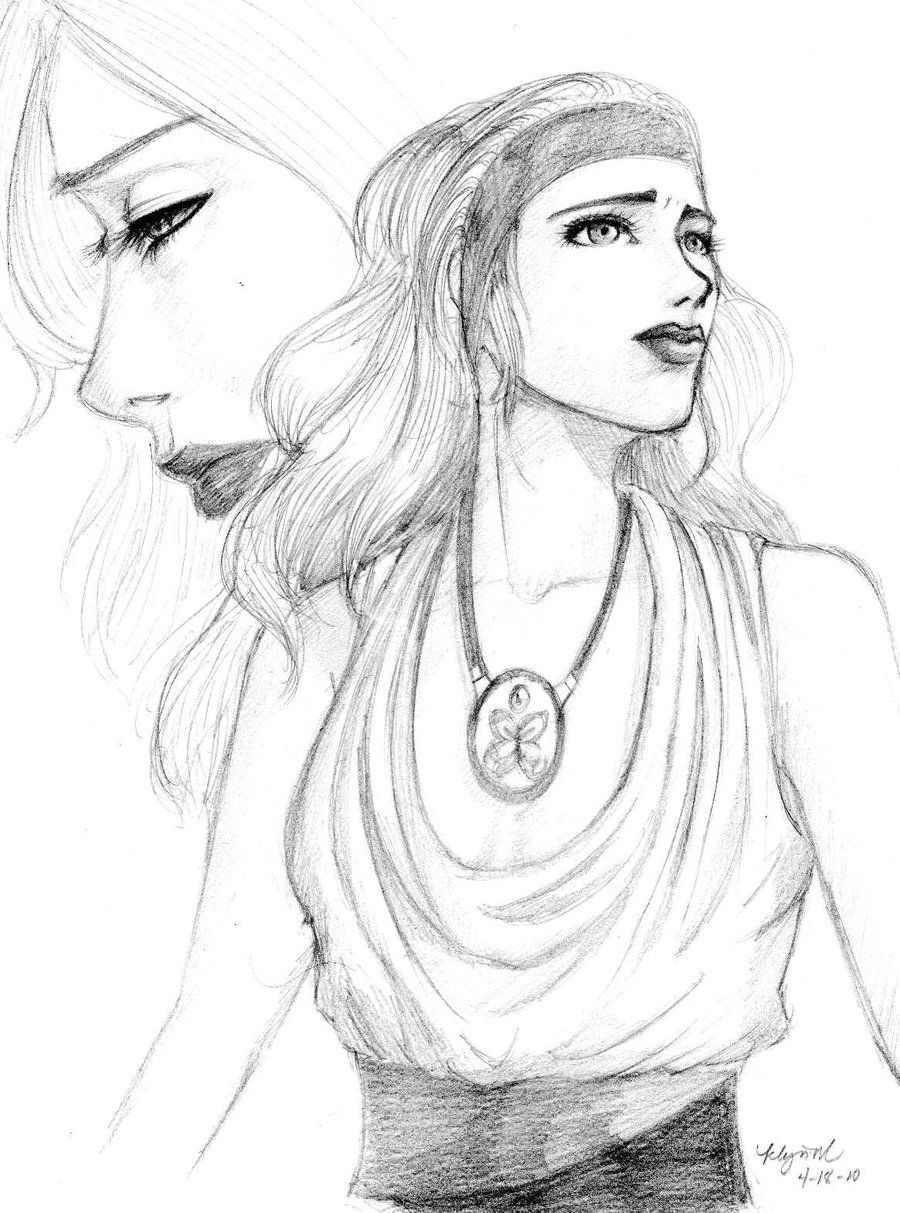 Uncategorized How To Draw Demeter demeter greek goddess of harvest by neith mythology aphrodite drawing google search