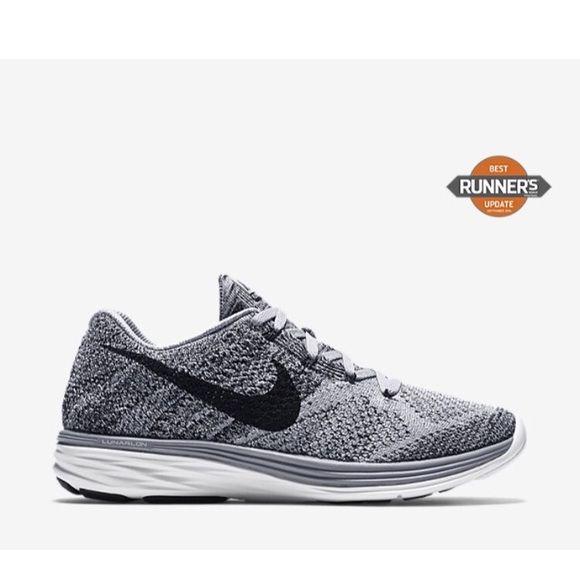 Seeking Nike Flyknit Lunar 3 Running Shoes 9 5 Nike Flyknit Lunar 3 Nike Flyknit Nike