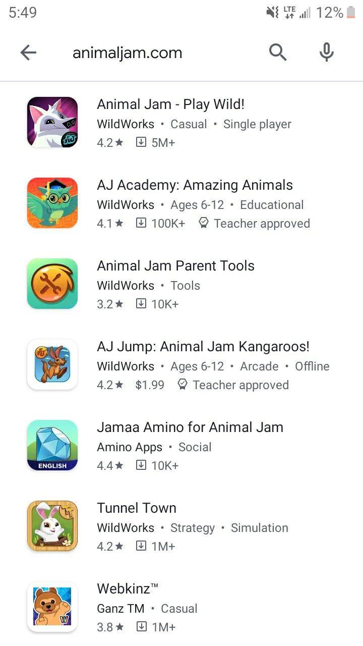 15+ Parent tools animal jam ideas
