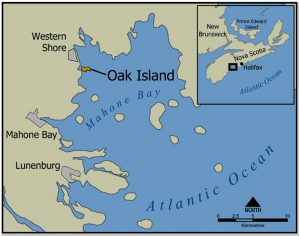 the lost treasure of oak island and the centuries old quest to find rh pinterest co uk