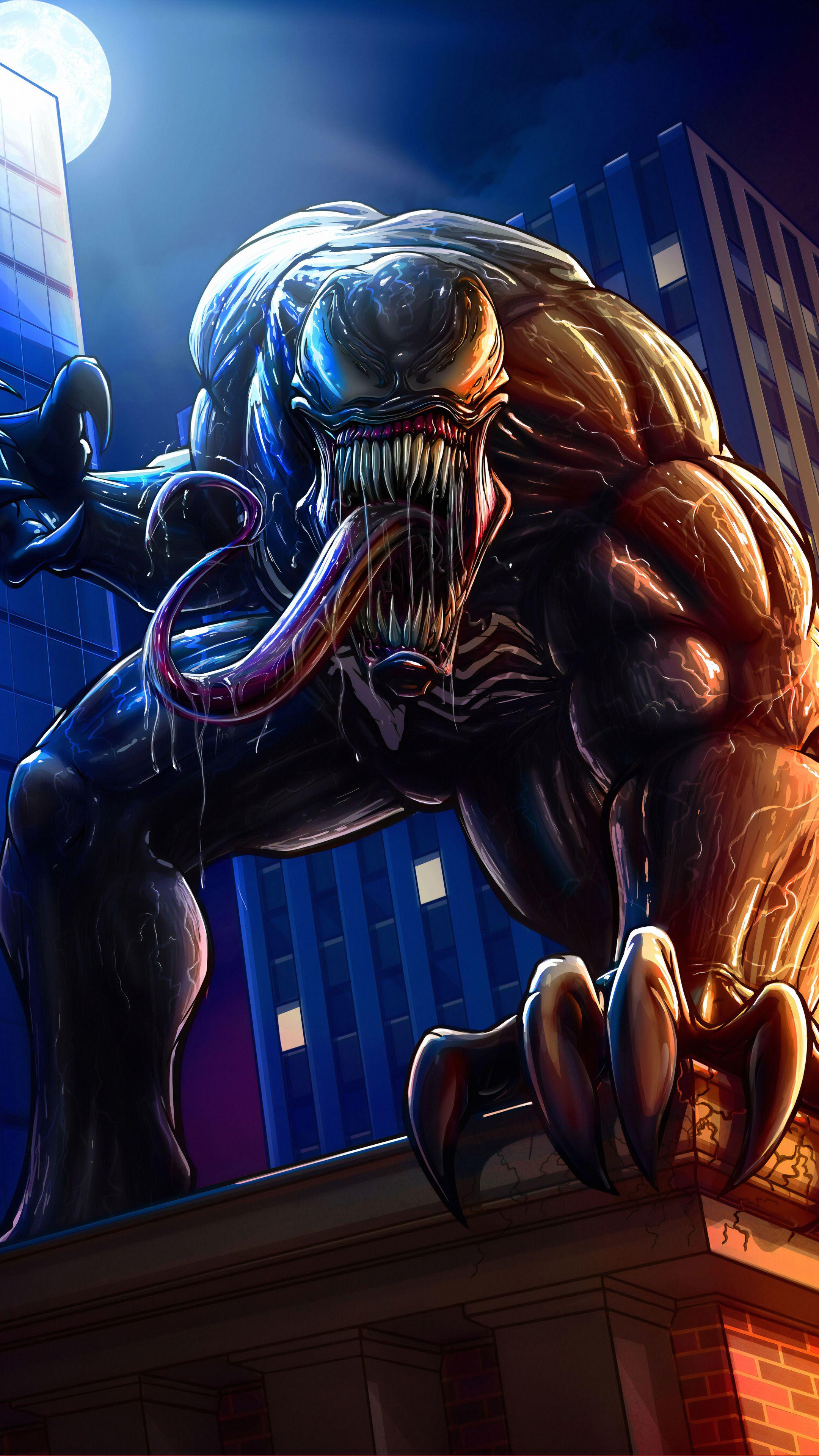 Venom Artwork Ultra Hd 4k Wallpapers | hdqwalls.com