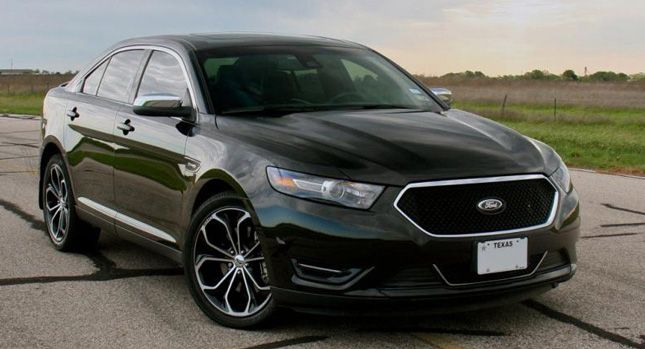 Http Www Rpmgo Com The Ford Taurus Sho Tuned By Hennessey The Ford Taurus Sho Tuned By Hennessey Ford Taurus Sho 2014 Ford Taurus Taurus