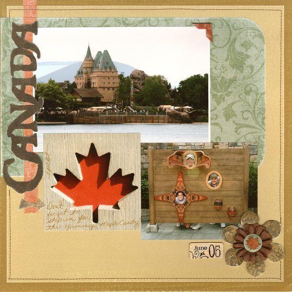Canada 2005 by susan stringfellow @2peasinabucket