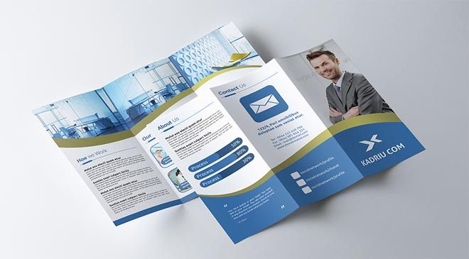 Top Corporate Brochure Template Collections  Corporate Brochure