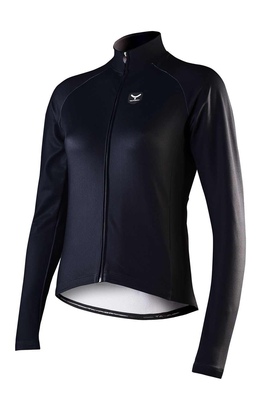 maillot manga larga mujer black | Taymory