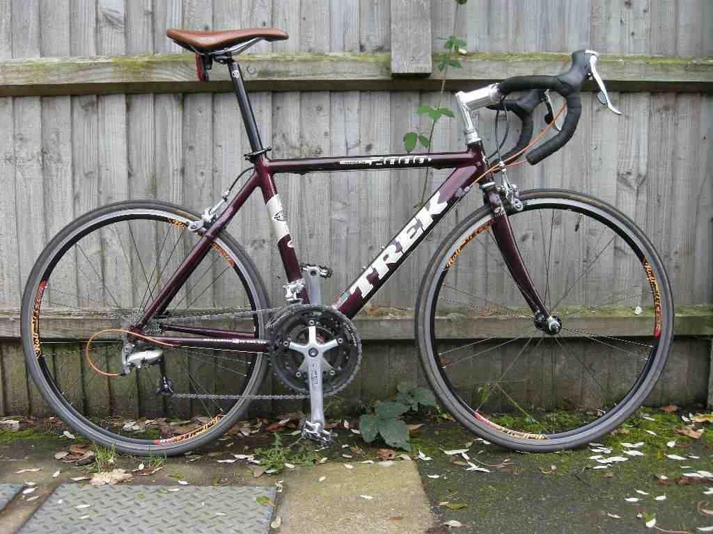 Trek 2000 Road Bike Trek Road Bikes Pinterest Bicycling