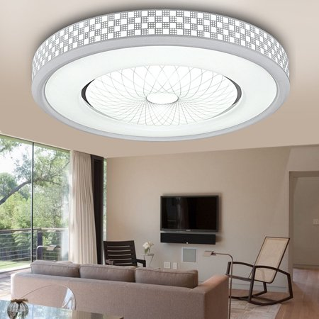 Led Ceiling Light 12w 1200lm Round