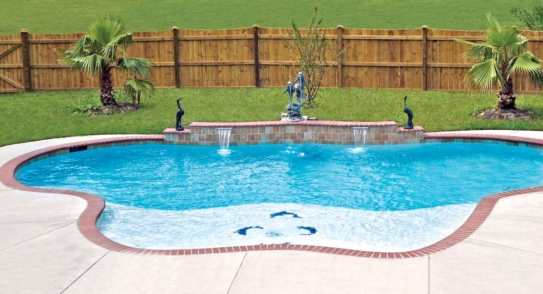 Inground Pool Photos   Pools in 2019   Blue haven pools ...