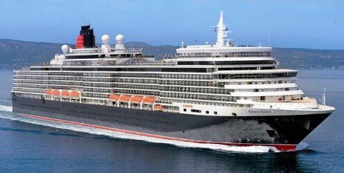 Queen Elizabeth Webcams Queen Elizabeth Bridge Forward Webcam - Cruise ship live webcams