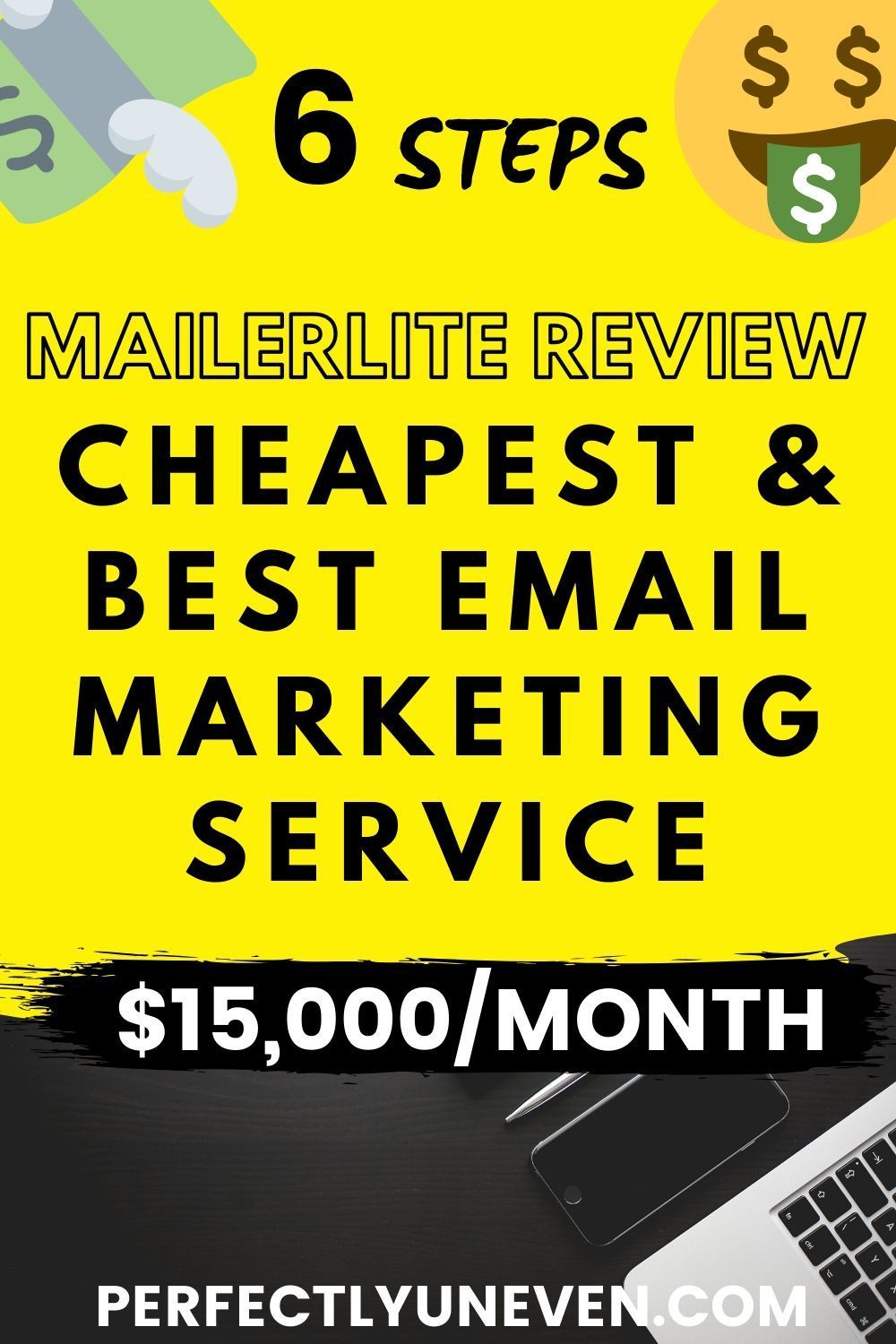 CHEAPEST AND BEST EMAIL MARKETING SERVICE $12K/MON