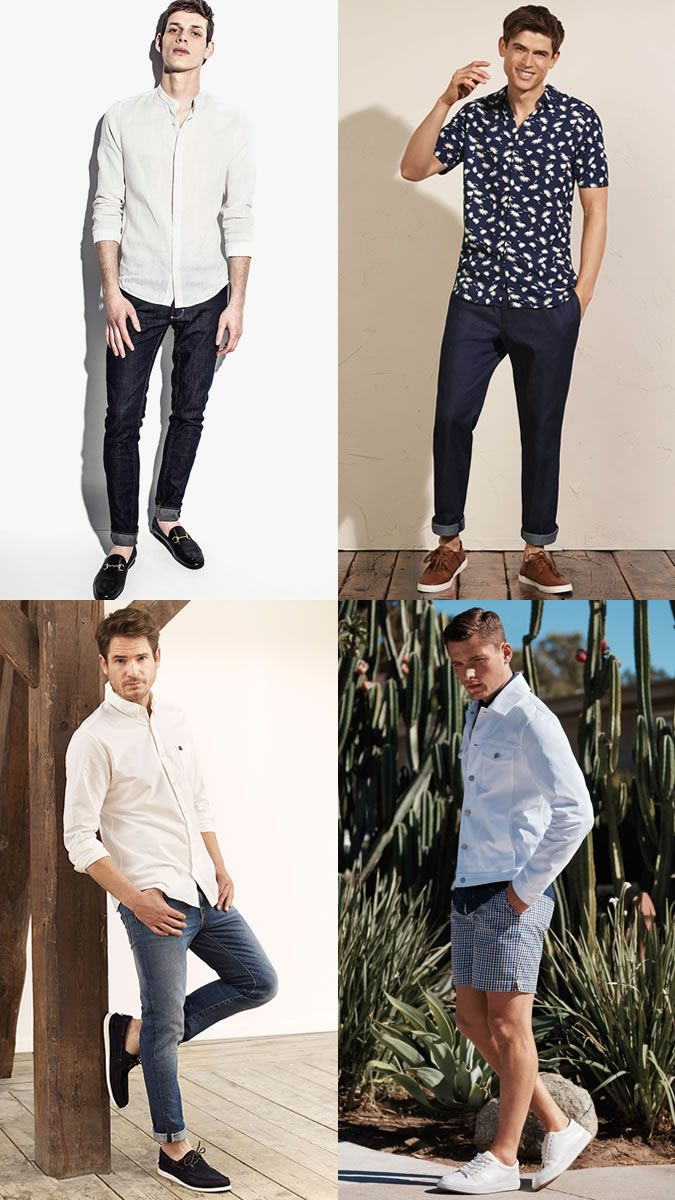 10 Outdated Men's Summer Style Taboos | FashionBeans