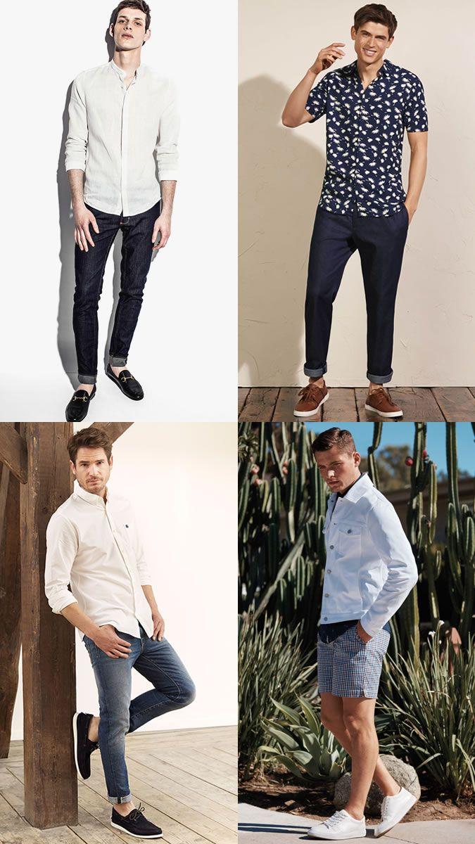 innovative design bf482 da06d  Roberts  Style  Summer  Fashion  Look  Men  Outfit  Moda  Verano   Tendencia  Hombre  Caballero  Tienda  Ropa