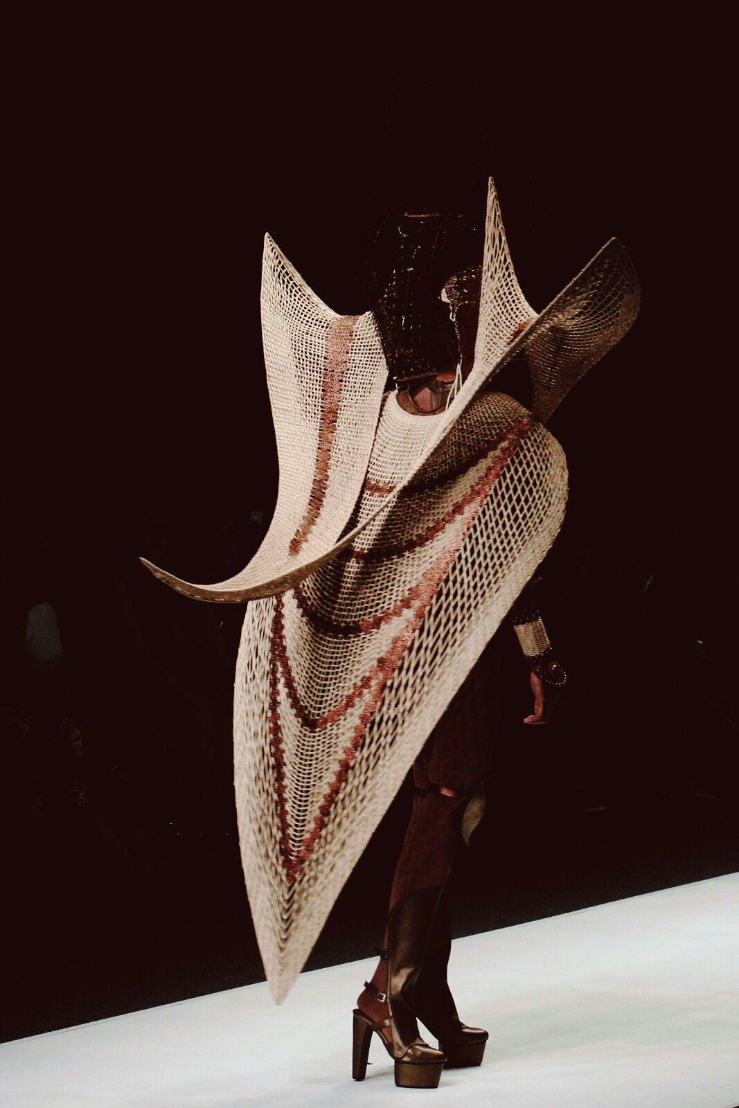 The Lady Warrior By Rinaldy A Yunardi Conceptual Fashion