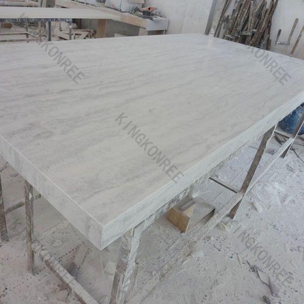 Corian Rain Cloud Solid Surface Sheet Grey Veining
