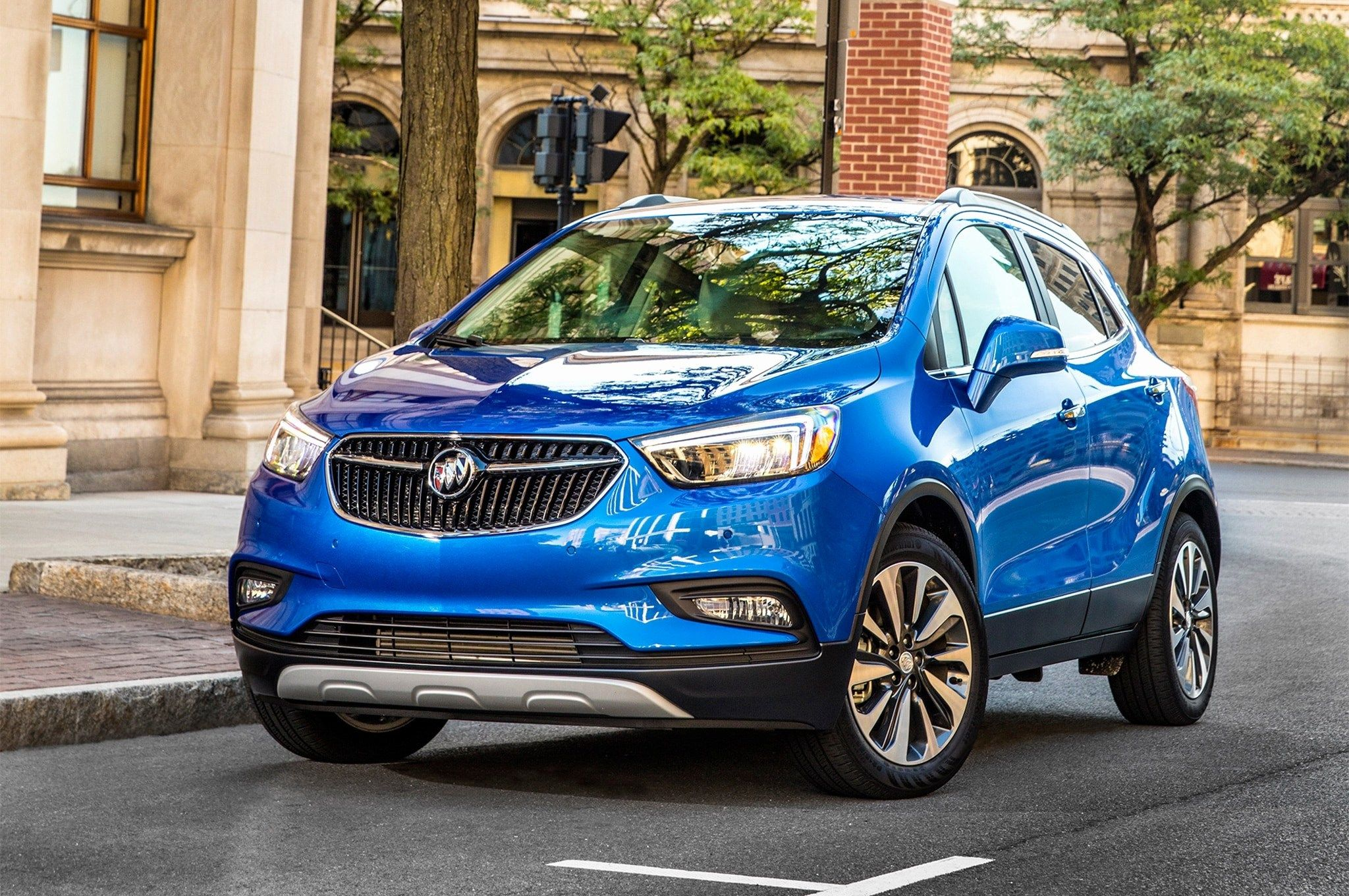 2020 Buick Encore First Look