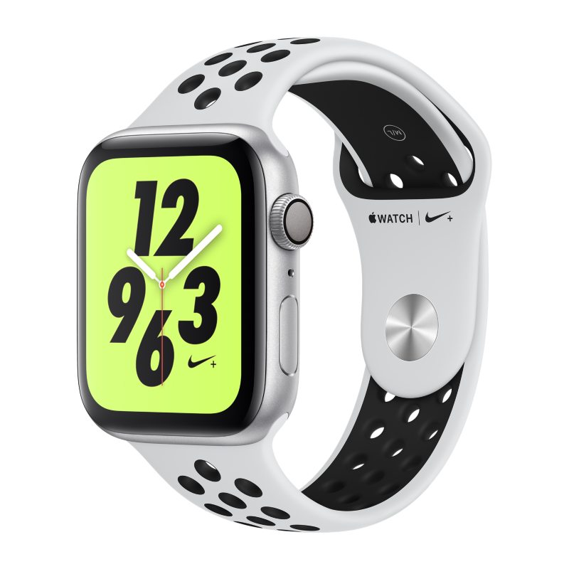 Apple Watch Nike+ Series 4 (GPS) with Nike Sport Band 44mm
