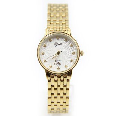 Yaki Trend Analog Quarz Uhren Damen Armbanduhren Markenuhren
