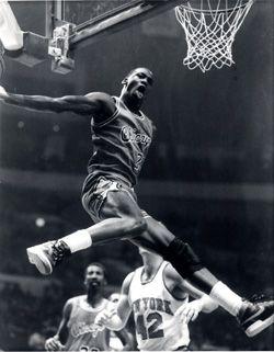 MJ on Knicks Basketball Legends 7a979c77c7fc