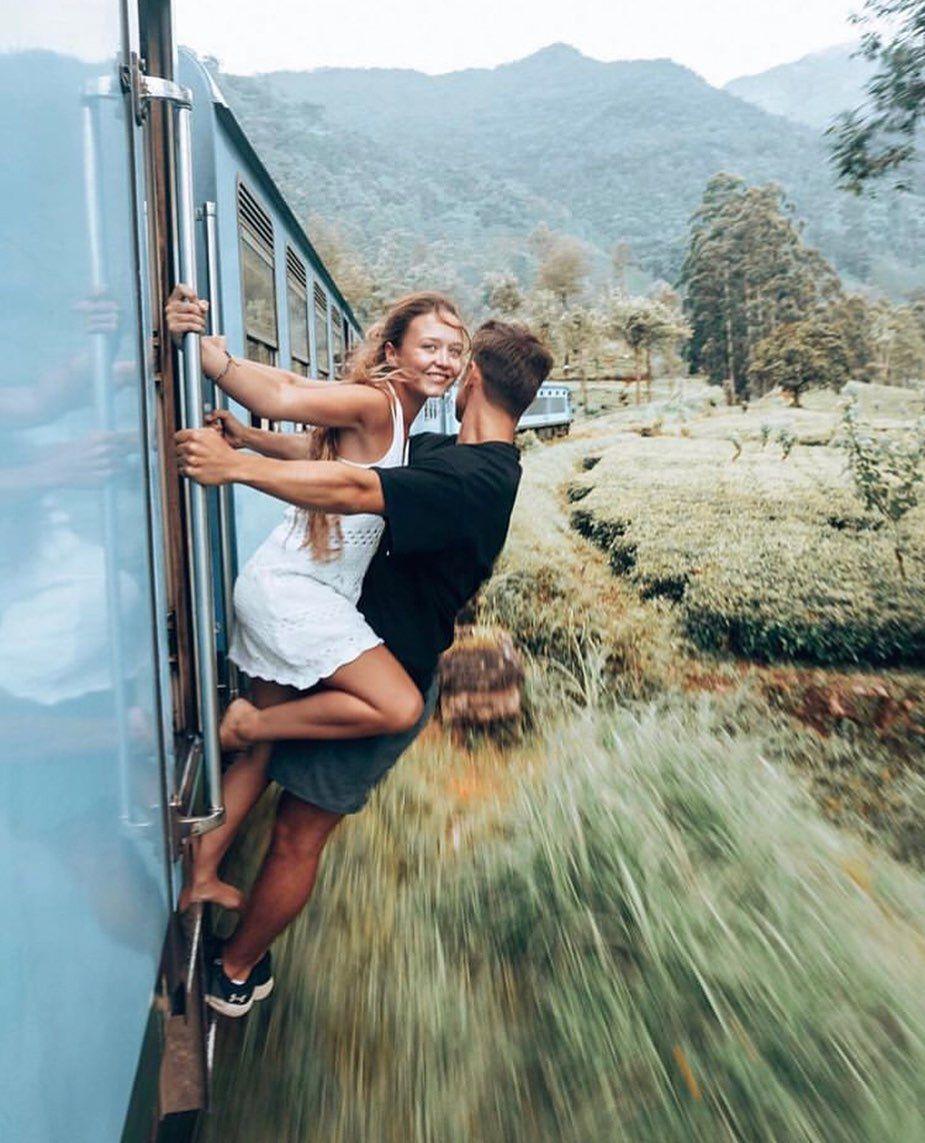 , Train rides in Sri Lanka …, Travel Couple, Travel Couple