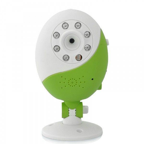 Wireless WIFI Baby Monitor App Remote Control Wifi baby