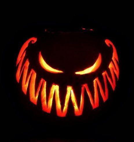 Cool Pumpkin Designs: More Epic Pumpkin Carving Ideas. #halloween ...