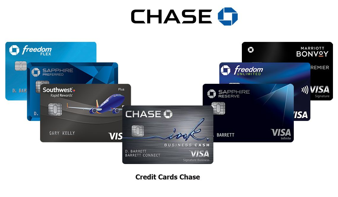 Credit Cards Chase There Are Several Credit Cards Issued By Chase Bank Most Of Them Are Best For Rewards Trav In 2021 Credit Card Business Credit Cards Chase Credit